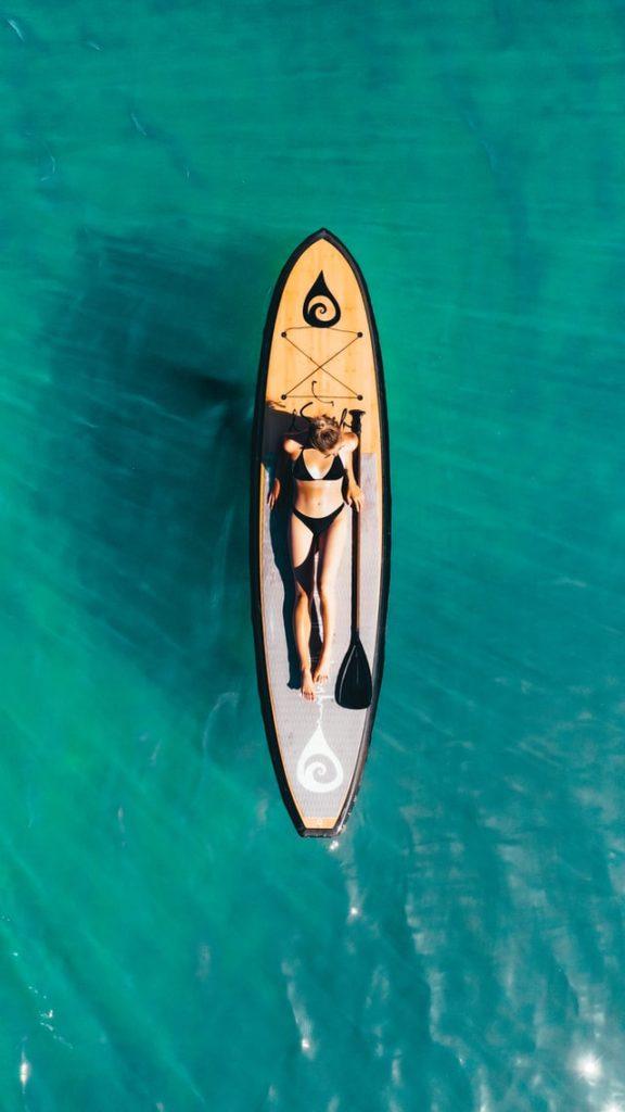 paddle le meilleur sport aquatique
