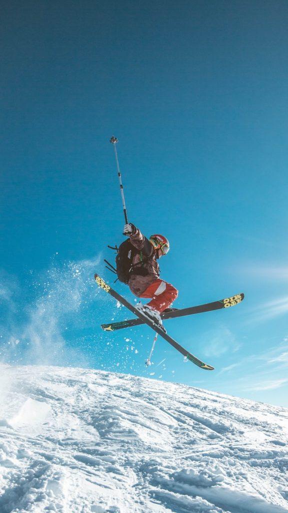le ski un vrai sport pour maigrir