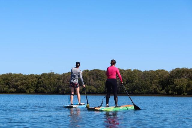 améliorez son cardio avec le paddle